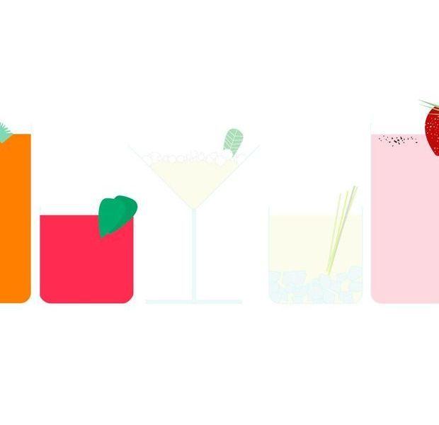 5 délicieux cocktails anti-gonflette