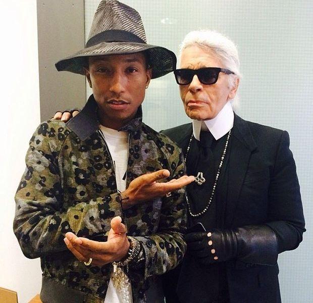 Pharrell Williams : nouvelle image de Chanel ?