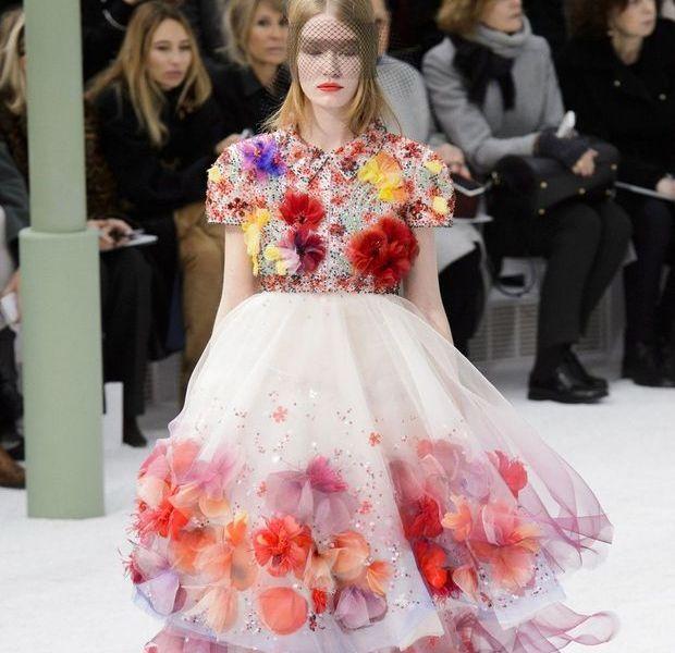 Toutes les images du défilé Chanel couture