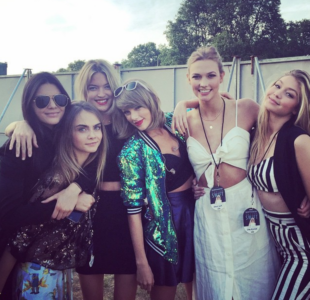 Les Instagram de la semaine: les it girls font la fête!