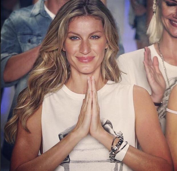 Les Instagram de la semaine: les larmes de Gisele Bündchen