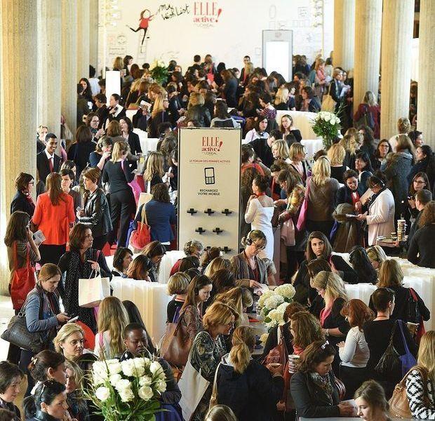 ELLE active à Paris : les moments forts en 40 photos