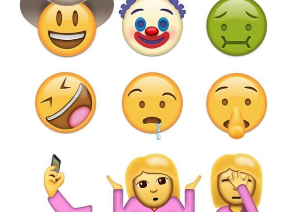 Exceptionnel Les 38 emojis dont vous ne pourrez bientôt plus vous passer - Elle EV13