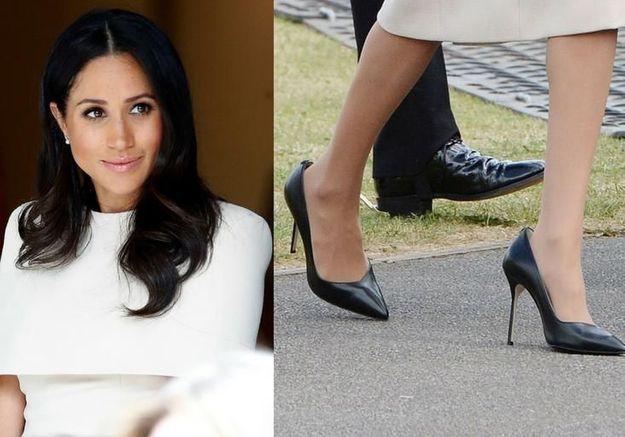 Porte Des Chaussures Elle Meghan T Trop Grandes MarklePourquoi oderCWxB