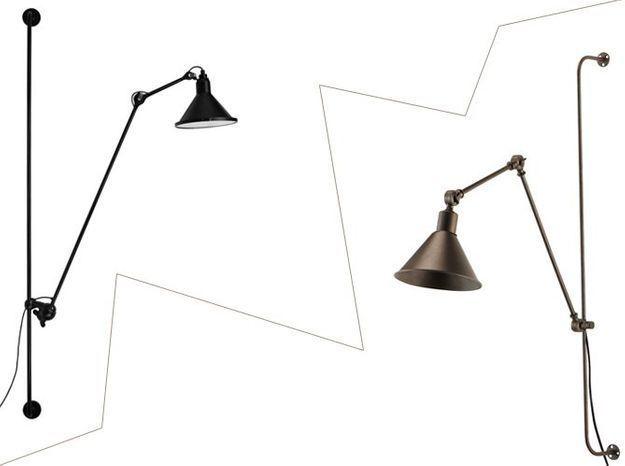 Noire Industrielle1 Objet2 Pour La Lampe Gras Budgets Applique EIDH29