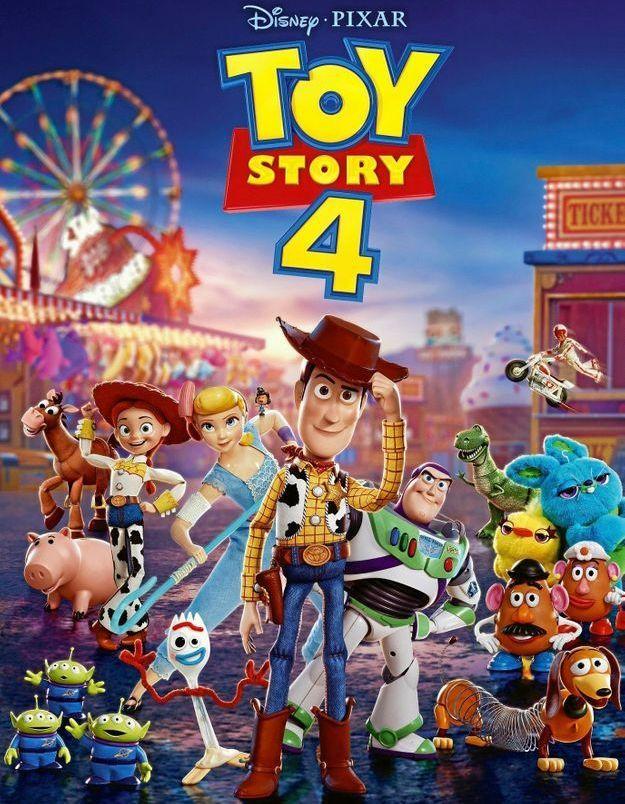 u00ab toy story 4  u00bb   d u00e9couvrez les personnages qu u2019incarneront
