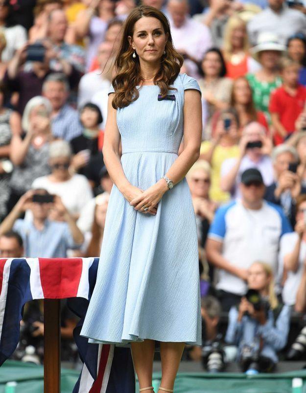 L'été Porte Qu'elle Tout Sont Chaussures Kate MiddletonLes En L35AR4jq