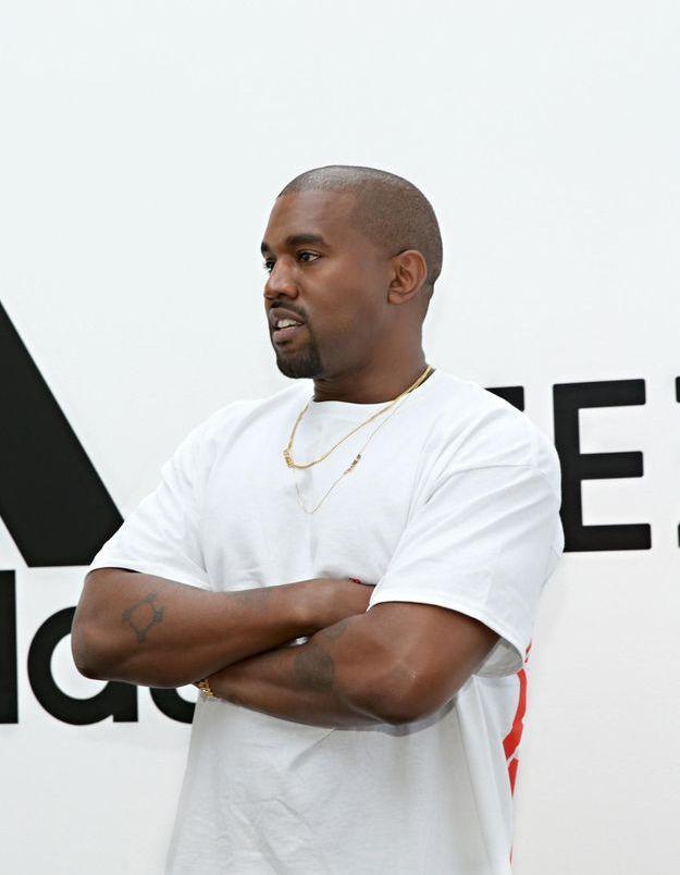 S'allie Un Kanye Partenariat Pour West À Adidas Permanent Elle R4A5jL