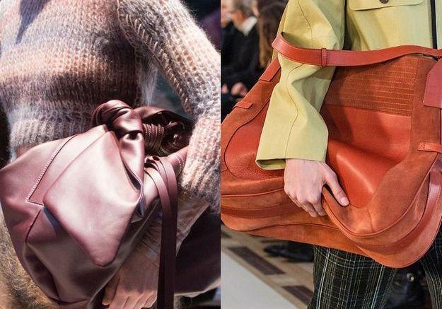 Sagittaire : Les sacs oversized