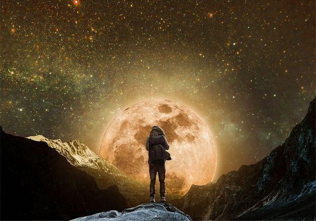 Super lune des fleurs en Sagittaire du 26 mai : vers l'infini et l'au-delà