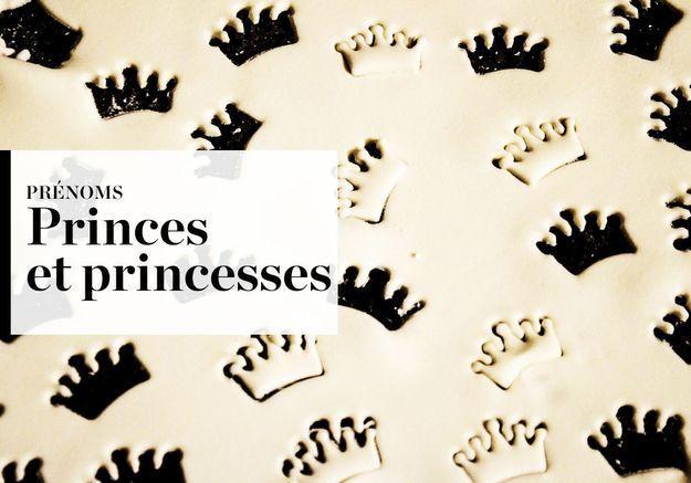Notre sélection de prénoms de princes et princesses
