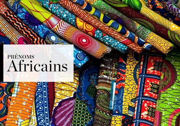 Notre sélection de prénoms Africains
