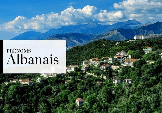 Notre sélection de prénoms Albanais