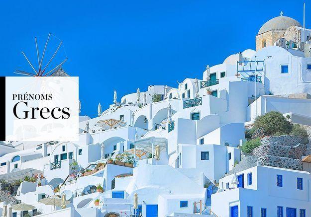 Notre sélection de prénoms Grecs