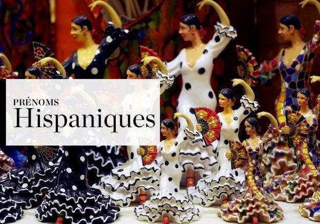 Notre sélection de prénoms Hispaniques