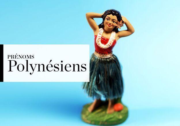 Notre sélection de prénoms Polynésiens