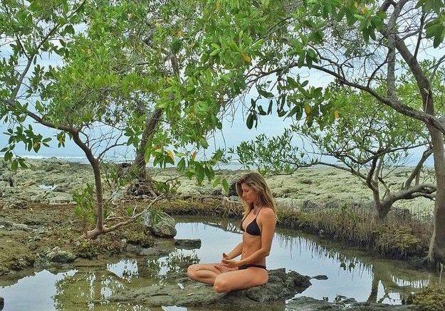 Méditation sur l'eau