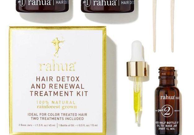 Hair Detox & Renewal Treatment Kit Rahua