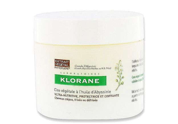 Cire Végétale à l'huile d'Abyssinie, Klorane