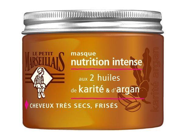 Masque Nutrition Intense, Le Petit Marseillais