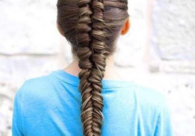 La infinity braid (ou tresse infinie)