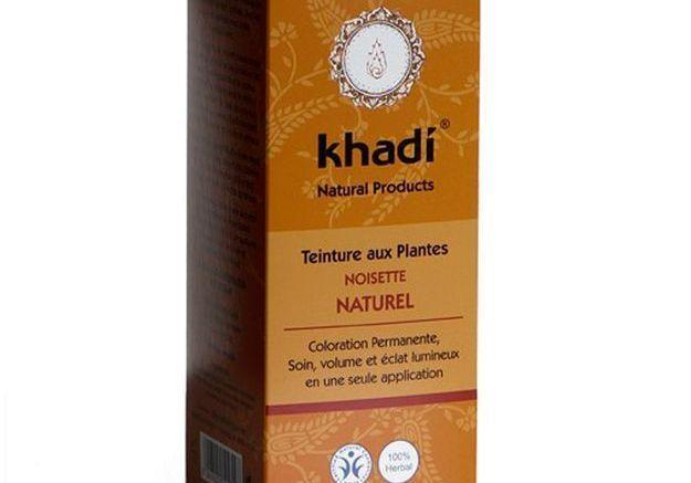 Coloration naturelle aux plantes, Khadi