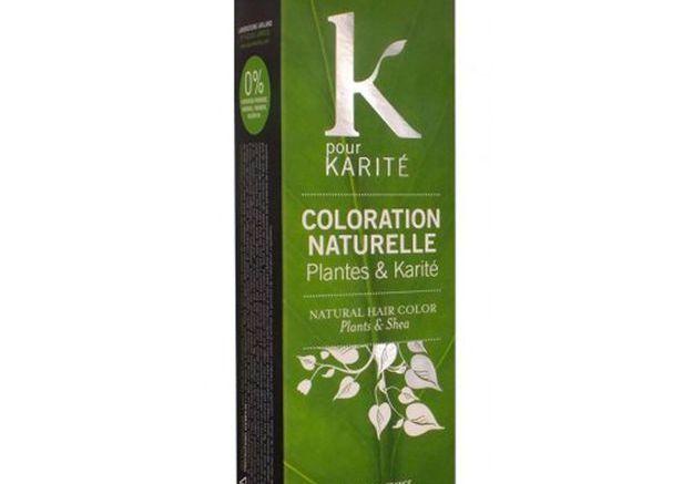 Coloration plantes et karité, K Pour Karité