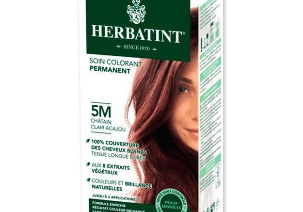 Soin colorant permanent, Herbatint