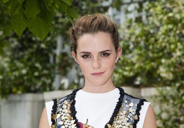 Emma Watson ne ressemble plus à ça !