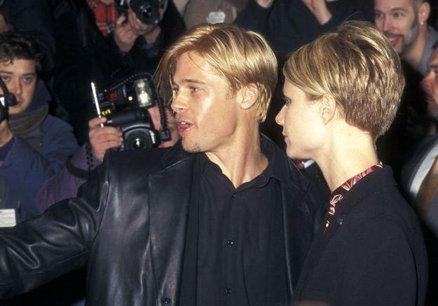 Brad Pitt et Gwyneth Paltrow en 1997