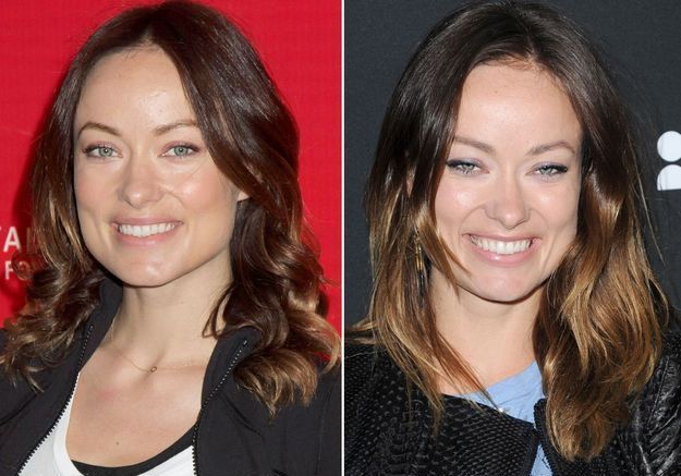 Le tie and dye Olivia Wilde