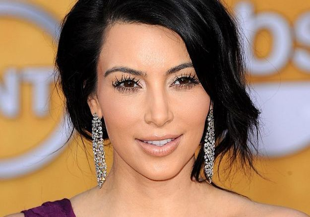 Le faux carré de Kim Kardashian