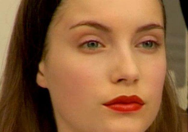 Maquillage des lèvres
