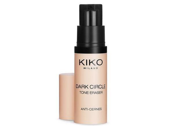 Anti-cerne orange Kiko Cosmetics