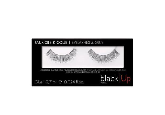 Faux-cils naturels Black Up