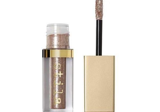 Ombre à paupières métallique Magnificent Metals Glitter & Glow Liquide - Stila