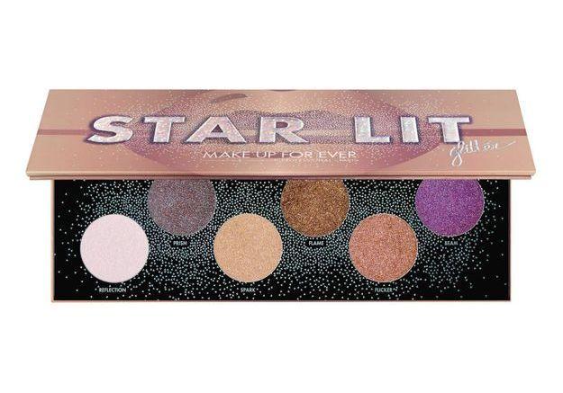 Ombre à paupières métallique Star Lit Glitter - Make up Forever