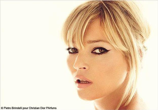Kate Moss, ses secrets de beauté