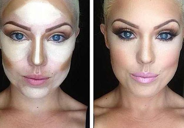 Le contouring de Thegurly.Things