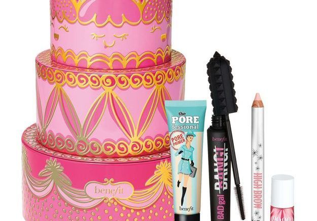 Coffret collector Triple Decker Decadence - Benefit