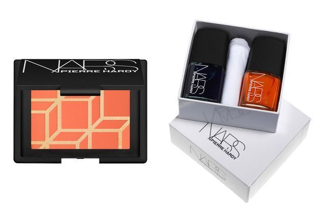 Le maquillage Nars by Pierre Hardy