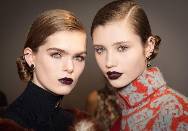 #DiorBackstage : tous les secrets maquillage du défilé