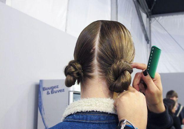 La coiffure du défilé Dior signée Guido Palau