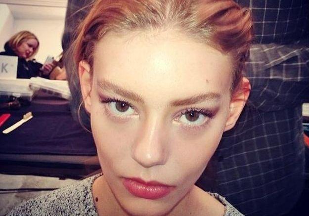 Le maquillage signé M.A.C du défilé Diane Von Furstenberg