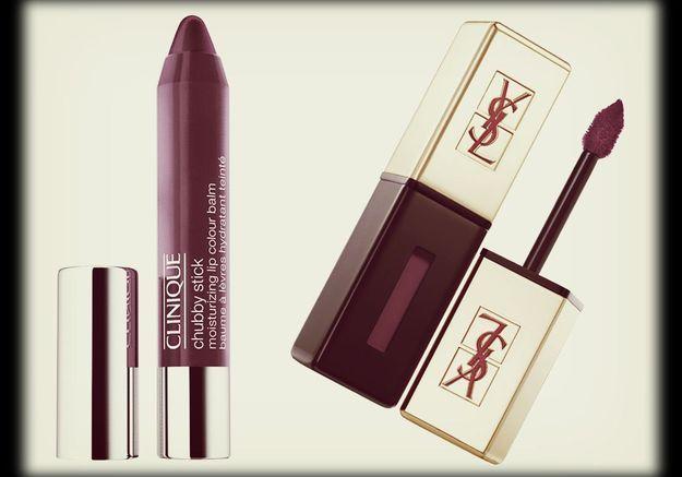 Vernis à lèvres, Rouge Pur Couture, Yves Saint Laurent