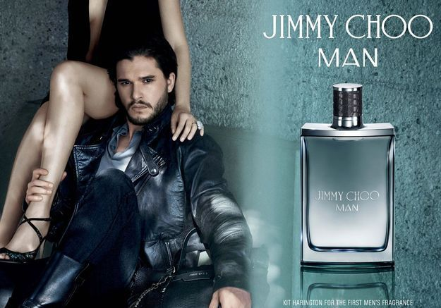 Kit Harrington pour Jimmy Choo