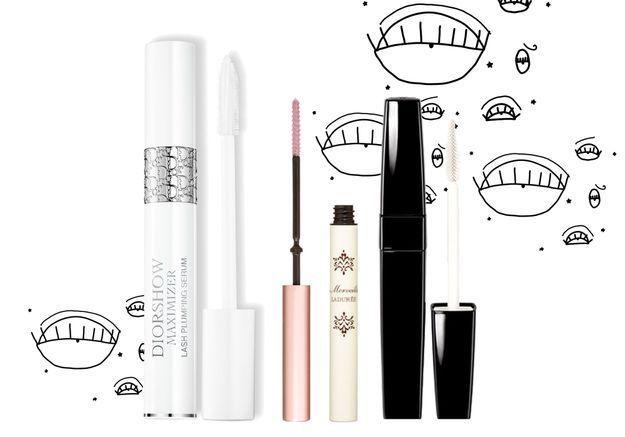 10 mascaras transparents pour un regard naturel