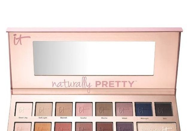 Palette maquillage It Cosmetics Naturally Pretty