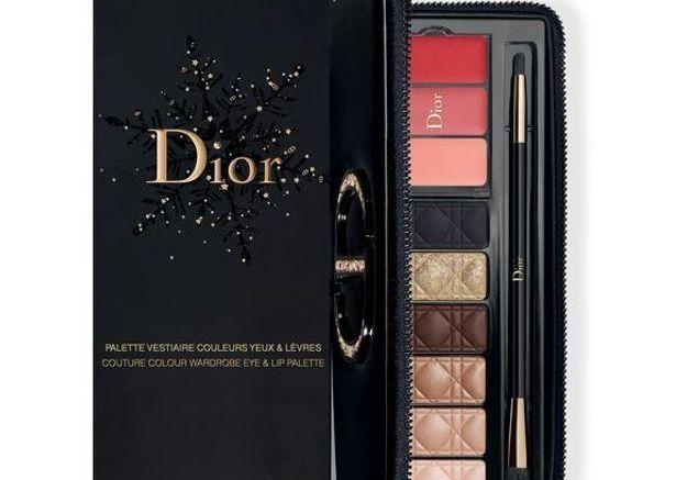 Palette maquillage Dior Vestiaire