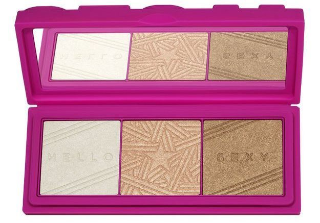 Palette maquillage GlamGlow riche en acide hyaluronique